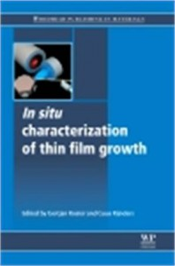 Baixar In situ characterization of thin film growth pdf, epub, ebook