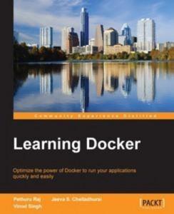 Baixar Learning docker pdf, epub, ebook