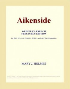 Baixar Aikenside (webster's french thesaurus edition) pdf, epub, ebook
