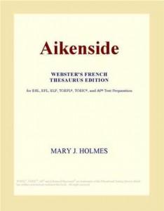 Baixar Aikenside (webster's french thesaurus edition) pdf, epub, eBook