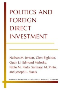 Baixar Politics and foreign direct investment pdf, epub, ebook