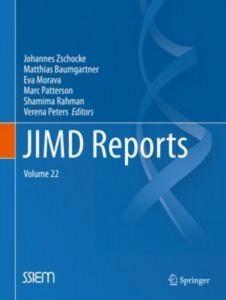 Baixar Jimd reports, volume 22 pdf, epub, ebook