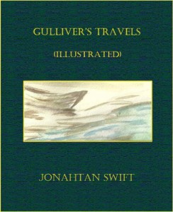 Baixar Gullivers travels (illustrated) pdf, epub, ebook