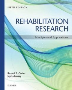 Baixar Rehabilitation research pdf, epub, ebook