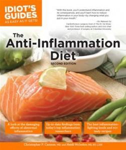 Baixar Idiot's guides: the anti-inflammation diet, pdf, epub, eBook