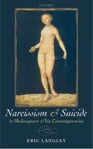 Baixar Narcissism and suicide in shakespeare and his pdf, epub, ebook