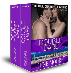 Baixar Double dare (the billionaire's plaything, parts pdf, epub, ebook