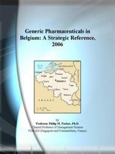 Baixar Generic pharmaceuticals in belgium: a strategic pdf, epub, eBook
