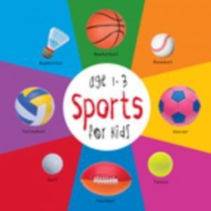 Baixar Sports for kids age 1-3 (engage early readers: pdf, epub, ebook