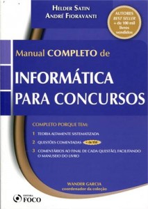Baixar Manual completo de informatica para concursos pdf, epub, ebook