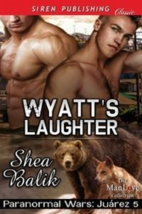 Baixar Wyatt's laughter pdf, epub, eBook