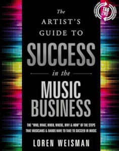 Baixar The artist's guide to success in the music pdf, epub, eBook