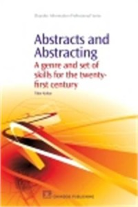 Baixar Abstracts and abstracting pdf, epub, ebook