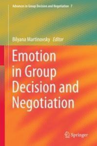 Baixar Emotion in group decision and negotiation pdf, epub, ebook