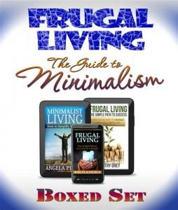 Baixar Frugal living the guide to minimalism pdf, epub, ebook