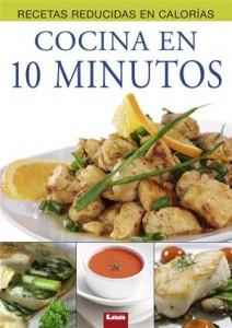 Baixar Cocina en 10 minutos pdf, epub, ebook