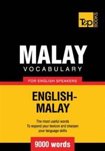 Baixar Malay vocabulary for english speakers – 9000 pdf, epub, ebook