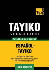 Baixar Vocabulario espanol-tayiko – 7000 palabras mas pdf, epub, ebook
