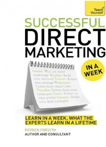 Baixar Successful direct marketing in a week: teach pdf, epub, ebook