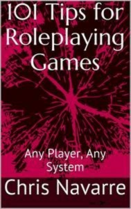 Baixar 101 tips for roleplaying games pdf, epub, eBook