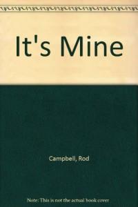 Baixar It's mine! pdf, epub, eBook
