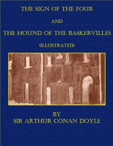Baixar Sign of the four and the hound of the pdf, epub, ebook