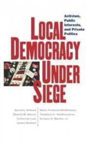 Baixar Local democracy under siege pdf, epub, ebook