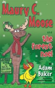 Baixar Maury c. moose and the forest noel pdf, epub, ebook