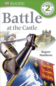 Baixar Dk readers l2: battle at the castle pdf, epub, eBook