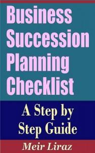 Baixar Business succession planning checklist: a step pdf, epub, eBook