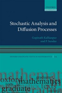 Baixar Stochastic analysis and diffusion processes pdf, epub, eBook