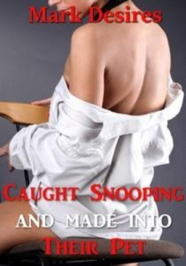 Baixar Caught snooping and made into their pet pdf, epub, eBook