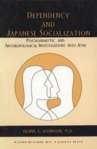 Baixar Dependency and japanese socialization pdf, epub, ebook