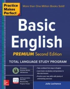 Baixar Practice makes perfect basic english, second pdf, epub, ebook