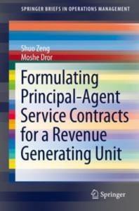 Baixar Formulating principal-agent service contracts pdf, epub, ebook