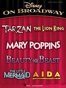 Baixar Disney on broadway (songbook) pdf, epub, eBook