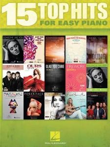 Baixar 15 top hits for easy piano (songbook) pdf, epub, eBook