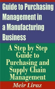 Baixar Guide to purchasing management in a pdf, epub, ebook