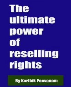 Baixar Ultimate power of reselling rights, the pdf, epub, eBook