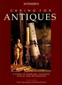 Baixar Caring for antiques pdf, epub, eBook