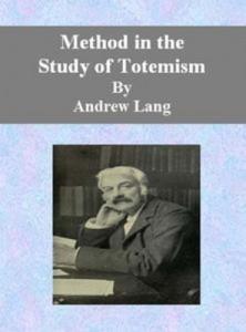 Baixar Method in the study of totemism pdf, epub, ebook
