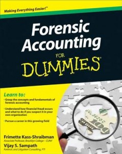 Baixar Forensic accounting for dummies pdf, epub, ebook