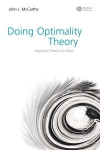 Baixar Doing optimality theory pdf, epub, ebook