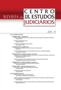 Baixar Revista do cej n. 2 de 2013 pdf, epub, ebook