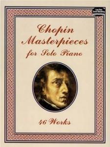 Baixar Chopin masterpieces for solo piano: 46 works pdf, epub, ebook