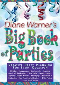 Baixar Diane warner's big book of parties pdf, epub, ebook