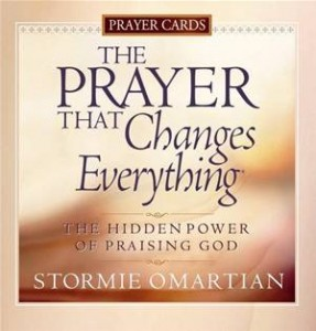 Baixar Prayer that changes everything prayer cards, the pdf, epub, eBook