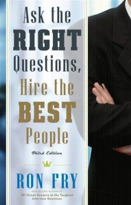 Baixar Ask the right questions, hire the best people, pdf, epub, eBook