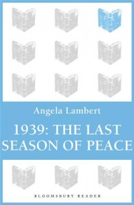 Baixar 1939: the last season of peace pdf, epub, ebook