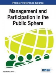 Baixar Management and participation in the public sphere pdf, epub, eBook